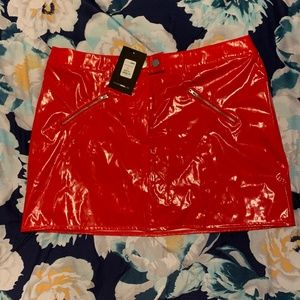 Club night skirt